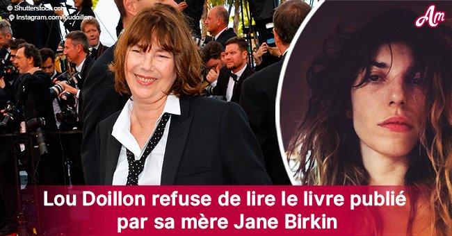 Lou Doillon : pourquoi la fille de Jane Birkin ne veut pas lire son journal intime