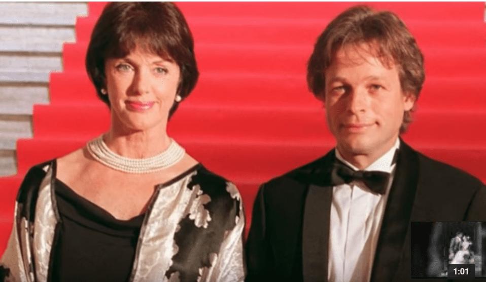 Anny Duperey et Cris Campion. Photo : Youtube/6Medias