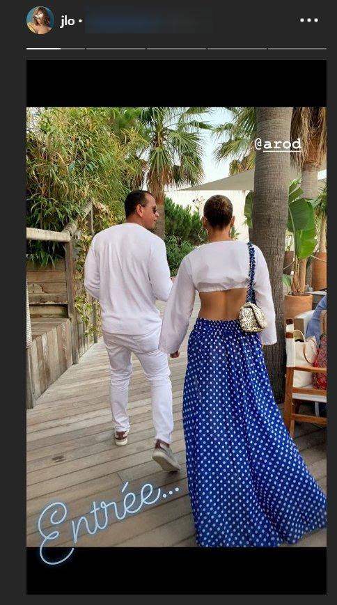 Jennifer Lopez était éblouissante à la fête du 69e anniversaire de Magic Johnson | Source | : Instagram/jlo