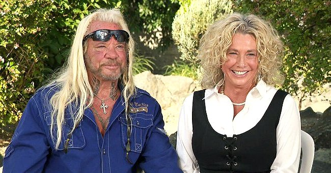 'Dog the Bounty Hunter' & Fiancée Francie Frane Speak Candidly about Their Love Story