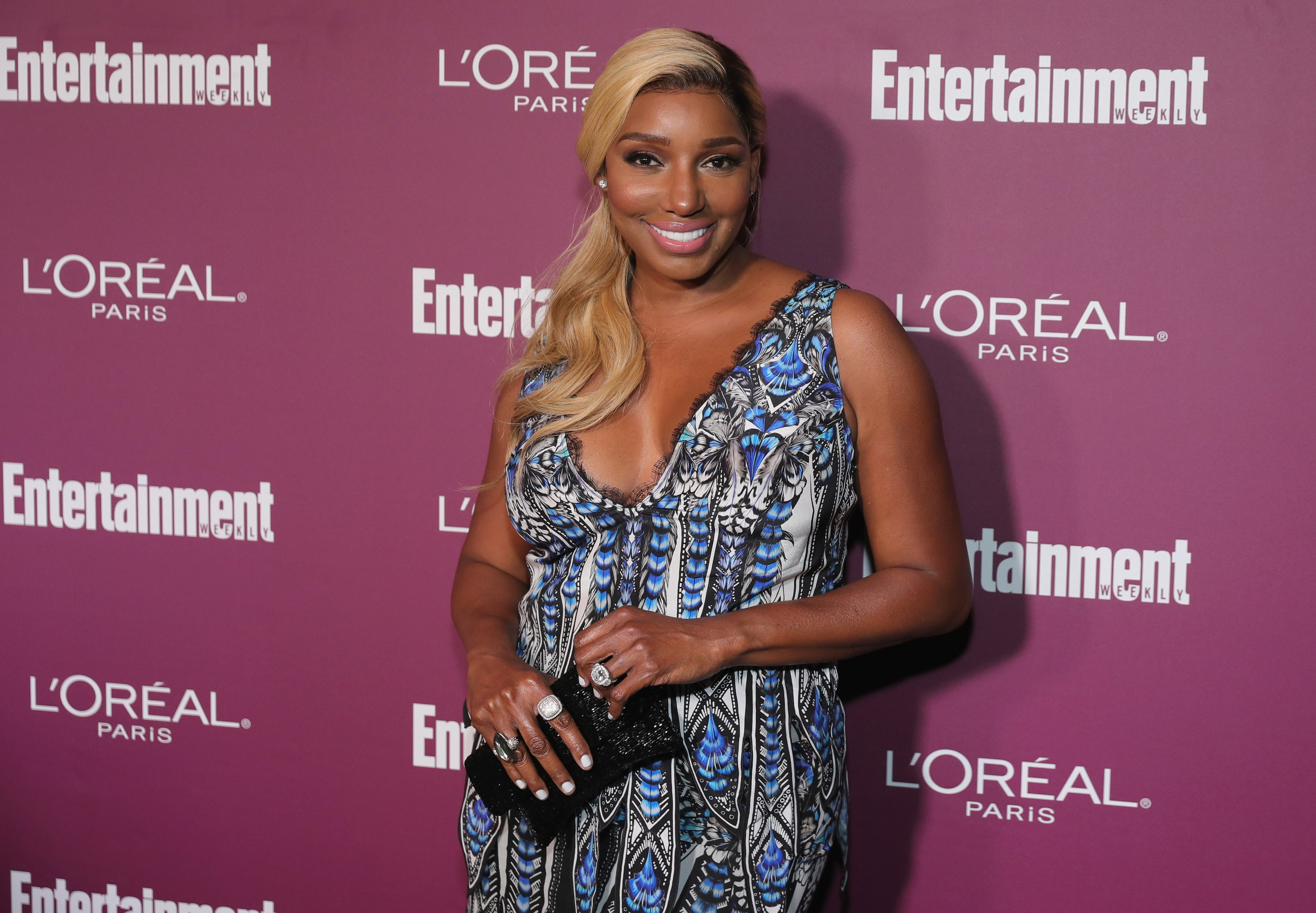 NeNe Leakes at the Entertainment Weekly Pre-Emmy Party on Sept. 15, 2017 in California | Photo: Getty Images
