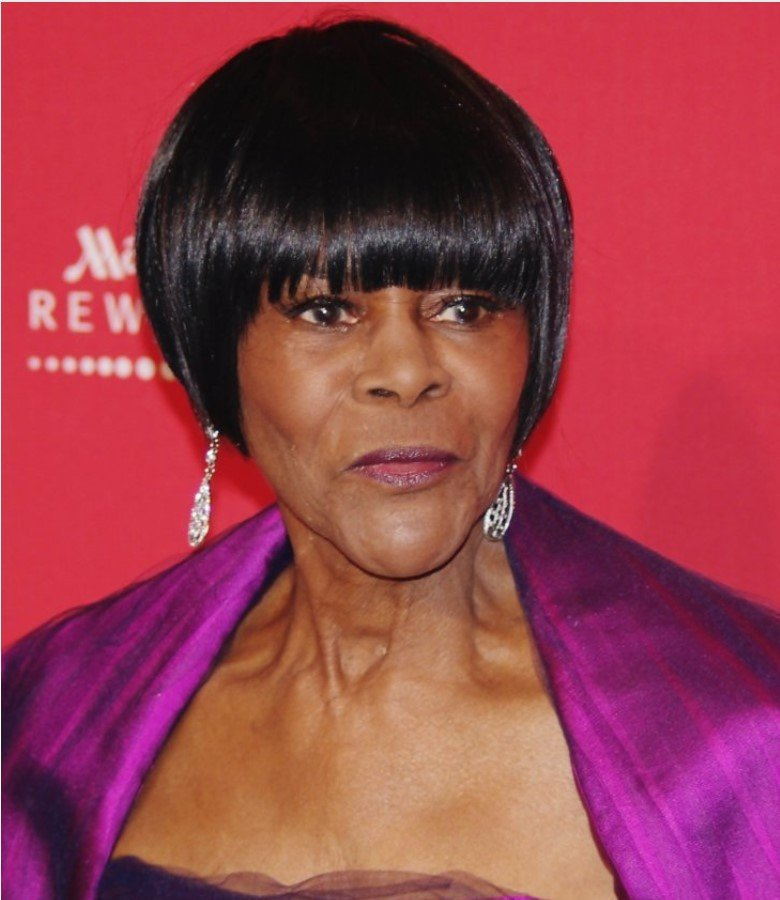 Cicely Tyson according to her ex-husband, Davis' book got abusive with a white woman who she thought was involved with Davis. | Photo: Wikimedia Commoms