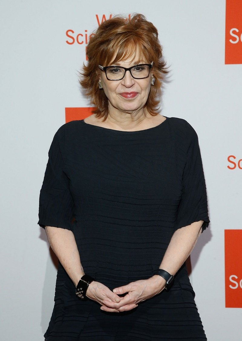 Joy Behar on May 23, 2016 in New York City | Photo: Getty Images