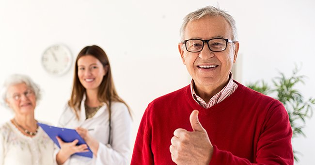 Daily Joke: 80-Year-Old Man Goes to His Doctor for a Checkup