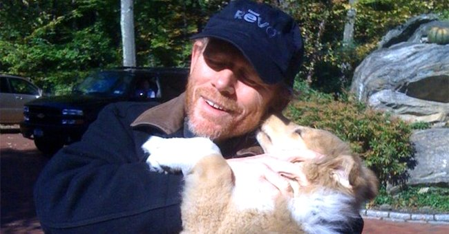 Ron Howard Mourns the Death of His Beloved Dog Cooper with a Heartwarming Tribute