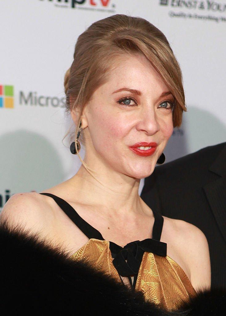 Edith González en la 40ª edición de los Premios Emmy Internacionales el 19 de noviembre de 2012, en Nueva York. | Imagen: Getty Images