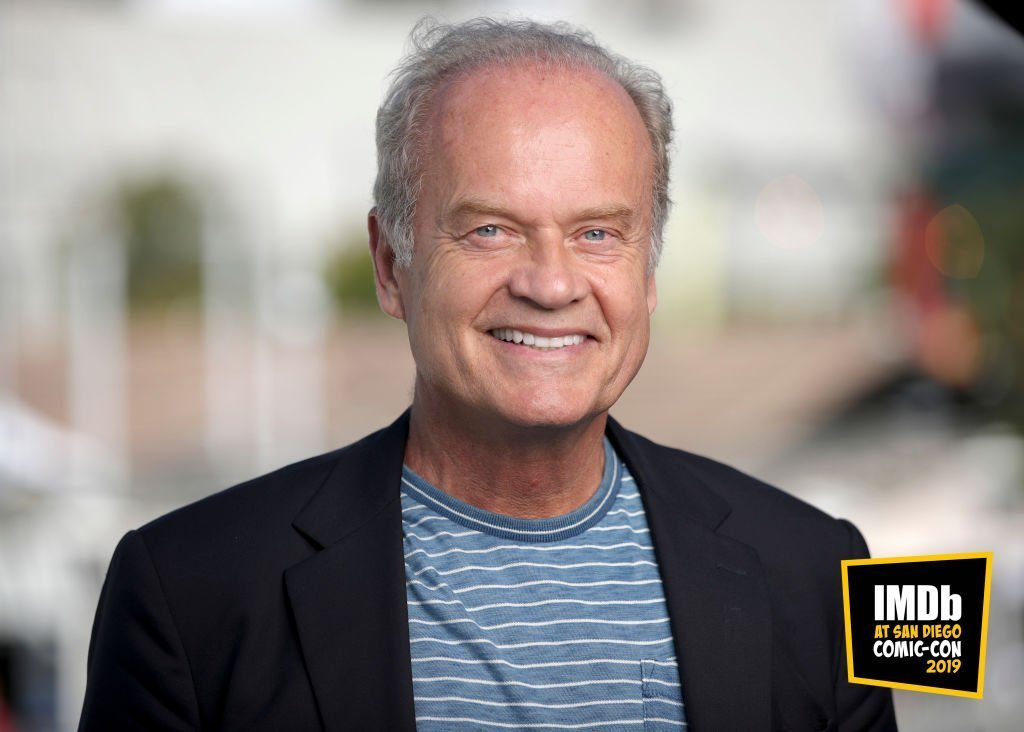 Kelsey Grammer au #IMDboat à San Diego Comic-Con 2019. | Photo : Getty Images