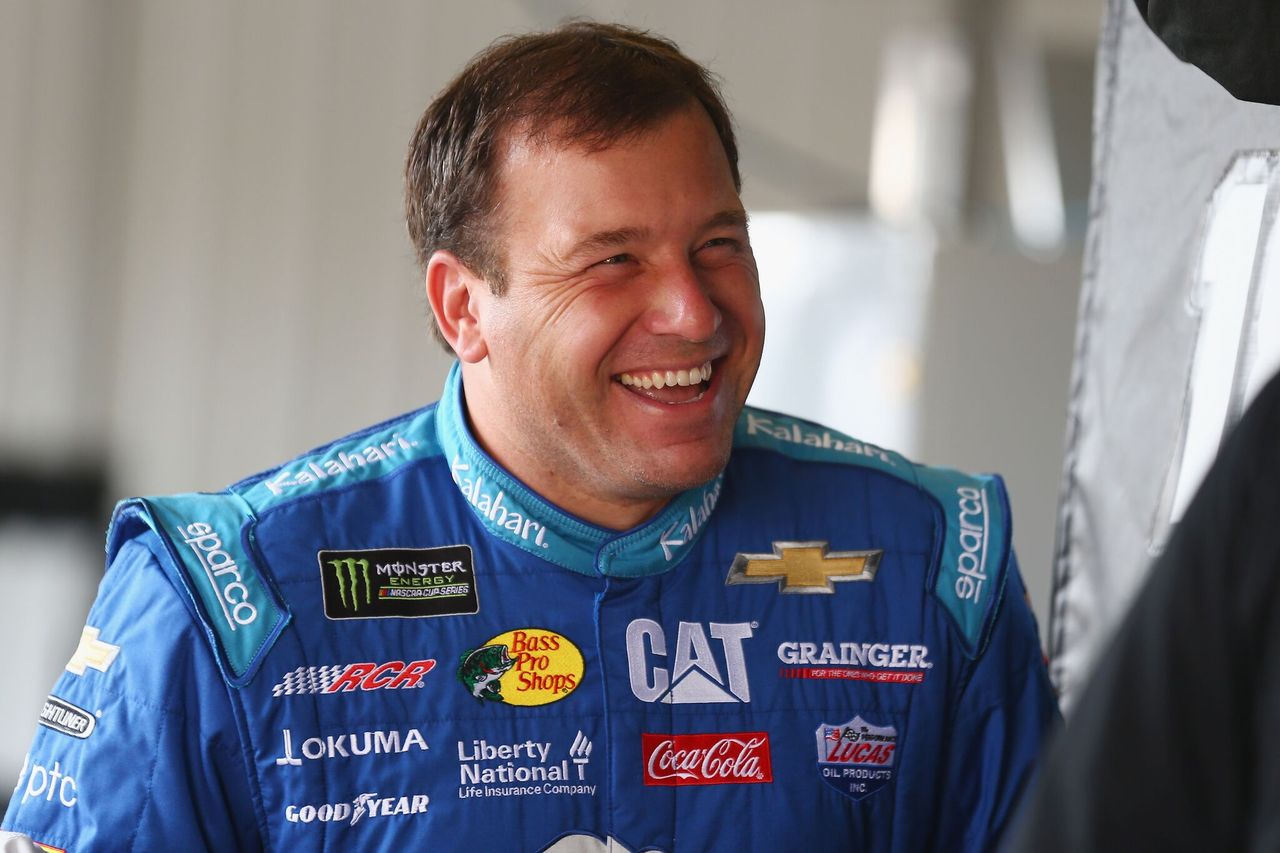 Ryan Newman, driver of the #31 Kalahari Resorts and Conventions Chevrolet, during practice for the Monster Energy NASCAR Cup Series Pocono 400 on June 1, 2018 in Long Pond, Pennsylvania   Photo: Getty Images