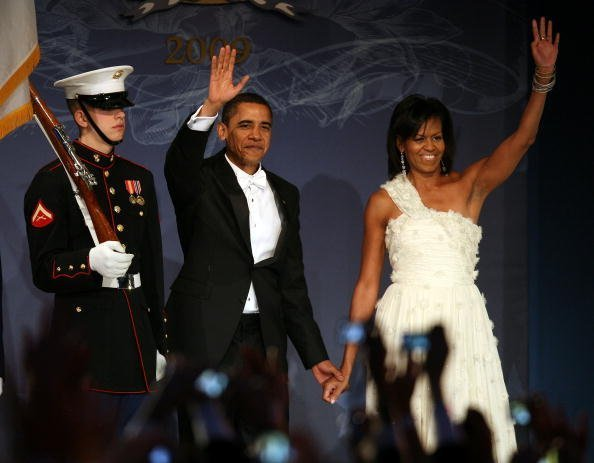 The Youth Inaugural Ball at the Hilton Washington on January 20, 2009 in Washington, DC. after President Barack Obama was sworn in as the 44th President of the United States. | Photo: Getty Images.