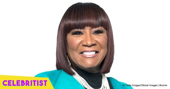 Patti LaBelle's granddaughter Gia poses like a pro in pink striped dress at sunset in recent pic