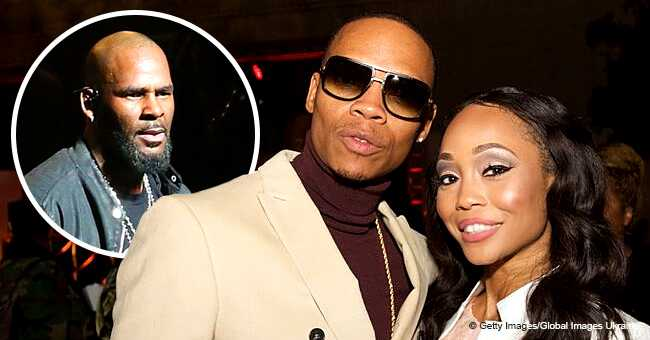 'He needs to pay for what he's done,' Ronnie DeVoe's wife Shamari says R. Kelly has to go to jail
