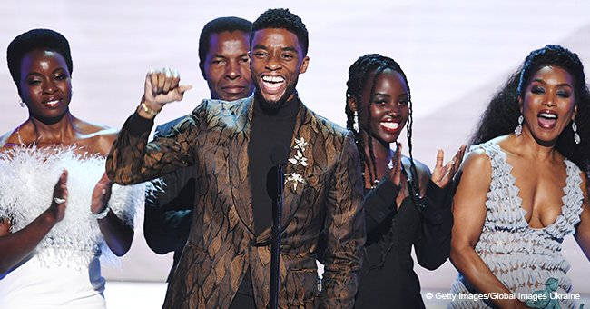 'Black Panther' wins top prize at SAG Awards: What it means to be 'young, gifted and black'
