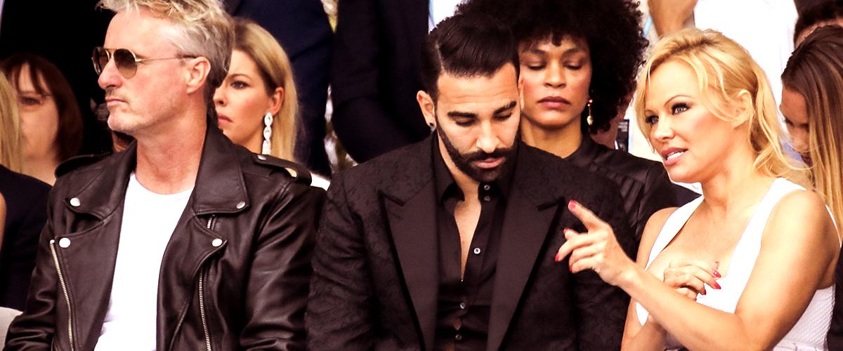 Réponse d'Adil Rami aux reproches de Pamela Anderson en annonçant leur rupture