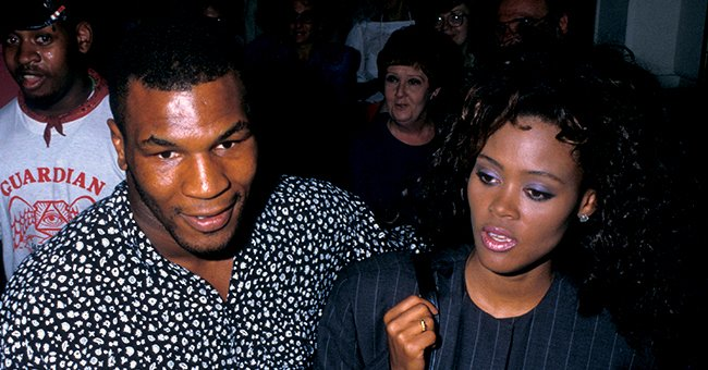 This Is What Mike Tyson's Ex-wife Robin Givens Had to Say about His Upcoming Biopic