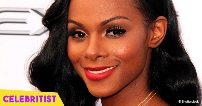 Tika Sumpter's fiancé melts hearts with pic of his 'queen' after interracial relationship criticism
