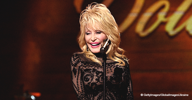 Dolly Parton Only Wears Long Sleeves and Here's the Reason Why