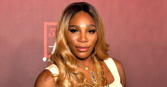 Fans Say Serena Williams Looks like Sister Venus in This Pic Wearing a Purple Dress – Do You Think So?