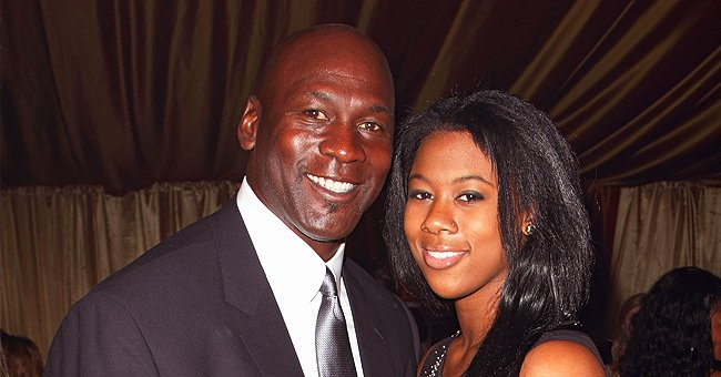 Michael Jordan's Daughter Jasmine and Her Fiancé Celebrate Their Son's 1st Birthday