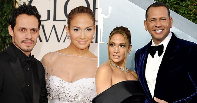 People: J Lo Is Leaning On Her Ex-husband Marc Anthony for Support Amid A-Rod Split