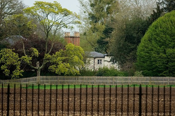 A general view of Frogmore Cottage   Photo: Getty Images