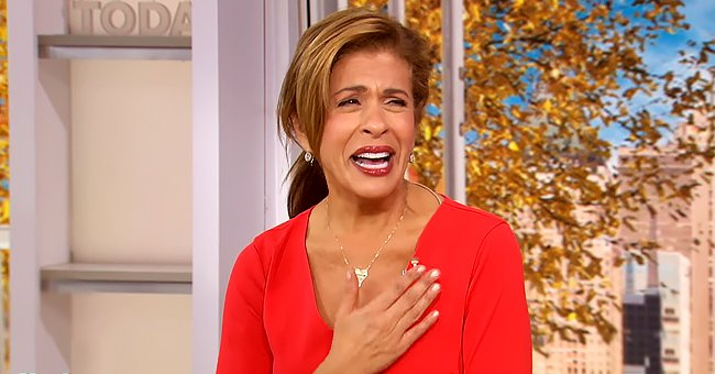 This Is What Hoda Kotb Tells Adopted Daughter Haley about Where She Came from — So Touching
