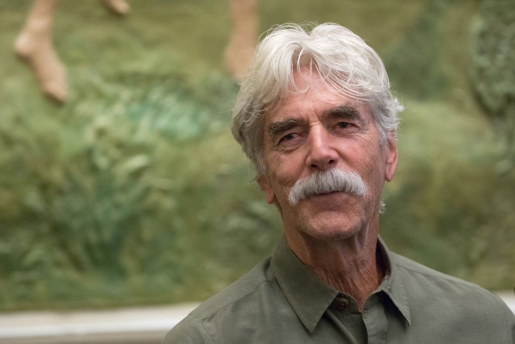 Sam Elliott attends the 2019 Plaza Classic Film Festival press conference at the El Paso | Photo: Getty Images