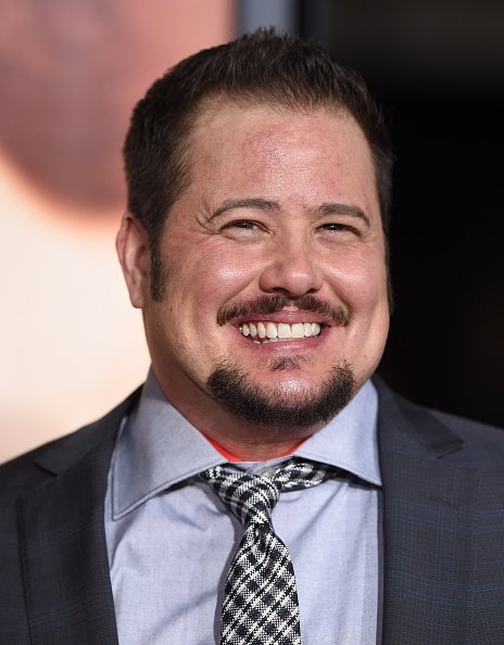 Chaz Bono at the premiere of Focus Features' 'The Danish Girl' in Westwood, California.| Photo: Getty Images.
