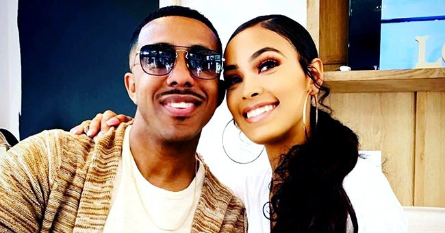 'Sister, Sister' Actor Marques Houston Defends His Engagement to 19-Year-Old Fiancé