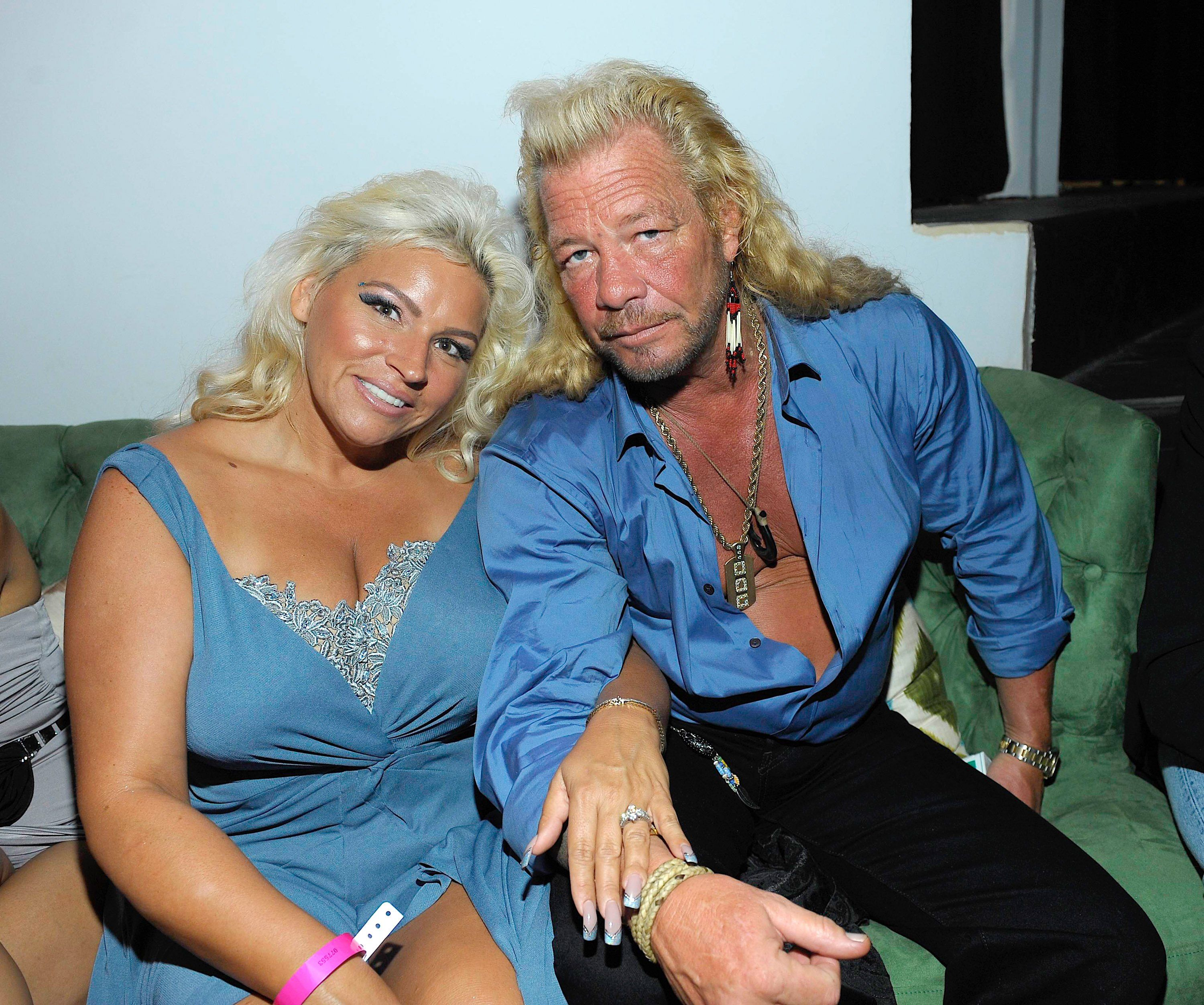Duane 'Dog' Chapman and his late wife Beth Chapman| Photo: Getty Images