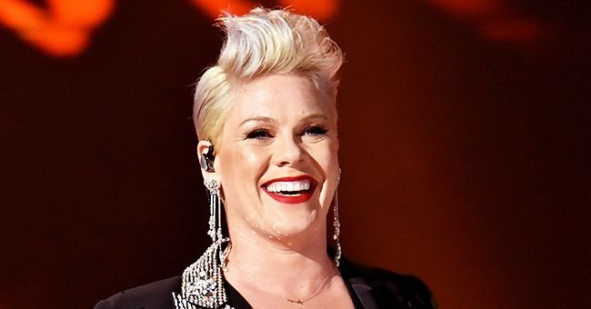 Pink Shares First Photo of Kids Weeks after Son Jameson's COVID-19 Diagnosis