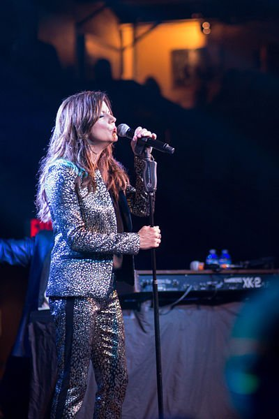 Martina McBride performing at 3rd and Lindsley in Nashville. | Source: Wikimedia Commons