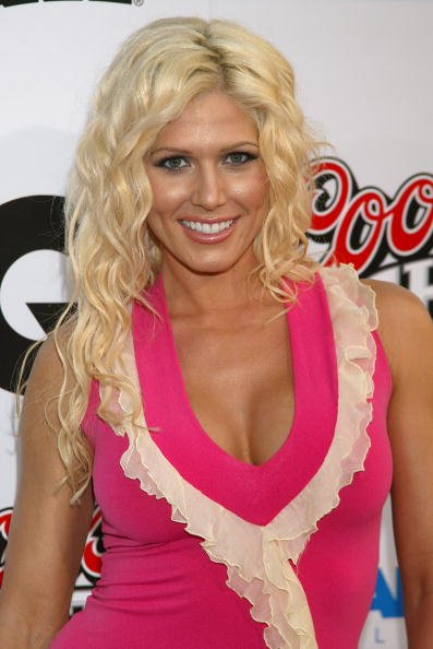 Torrie Wilson at ArcLight Cinerama Dome in Hollywood, California, United States in 2004. | Photo: Getty Images