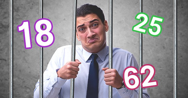 Daily Joke: Man in Prison for the First Time Hears Strange Numbers