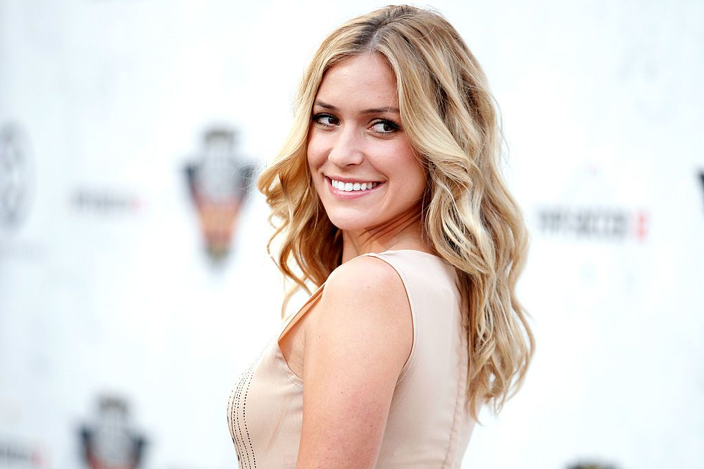 Kristin Cavallari at the Comedy Central's Roast of Charlie Sheen in 2011 in Los Angeles, California   Source: Getty Images