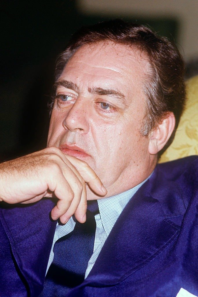 Portrait of Canadian-born American actor Raymond Burr thoughtful, circa 1976 | Photo: Getty Images