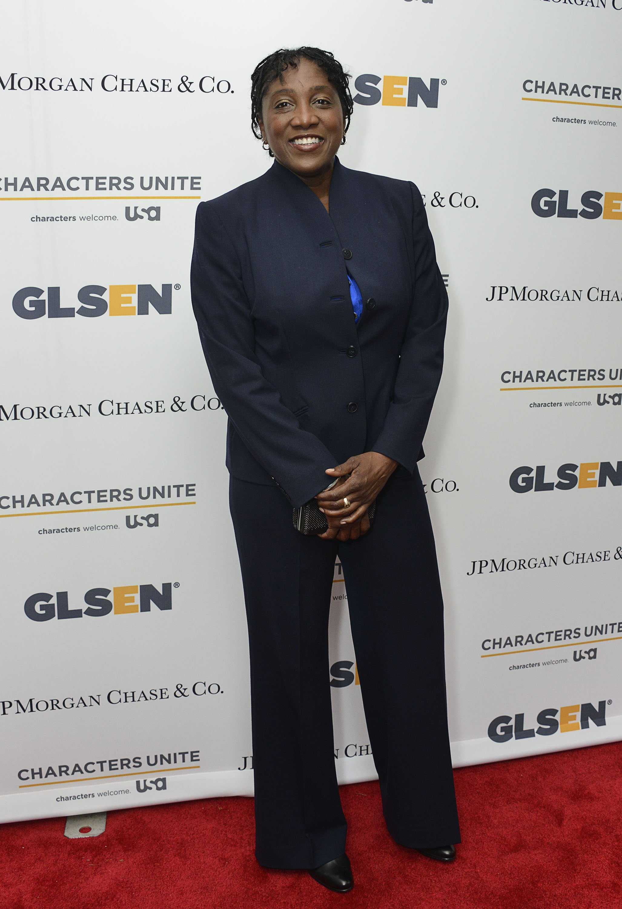 Theresa Edwards attends the 2013 GLSEN Respect Awards at Gotham Hall on May 20, 2013 | Photo: Getty Images