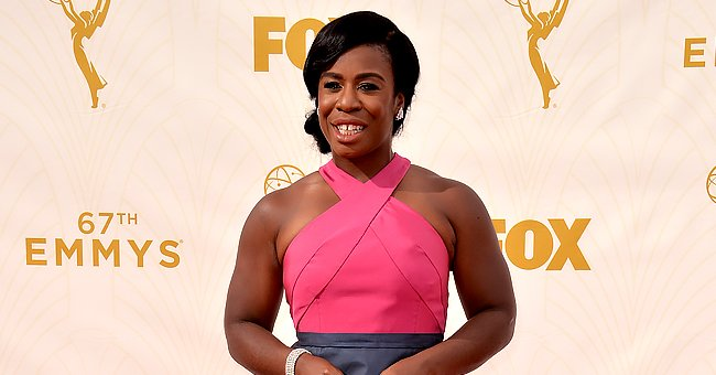 Actress Uzo Aduba at the 67th Primetime Emmy Awards at the Microsoft Theatre LA Live on September 20, 2015 in Los Angeles, California   Photo: Shutterstock