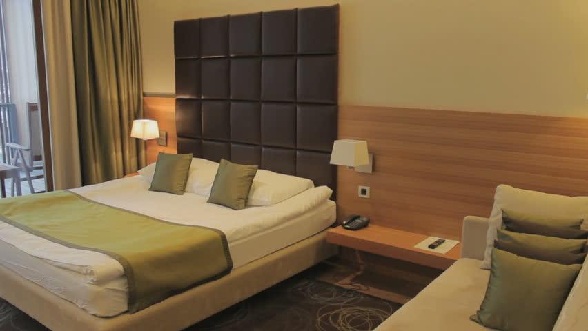 A hotel room | Photo: Shutterstock.com