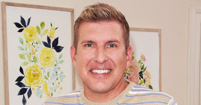 'Chrisley Knows Best' Star Todd Chrisley Shares Adorable Throwback Letter from His Son Grayson