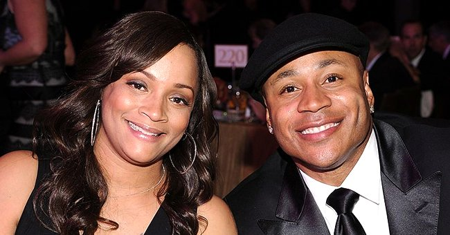 A picture of LL Cool J and his wife, Simone Smith at an event | Photo: Getty Images