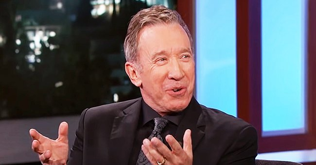 Tim Allen of 'Home Improvement' Jokes about Social Distancing with a Throwback Photo