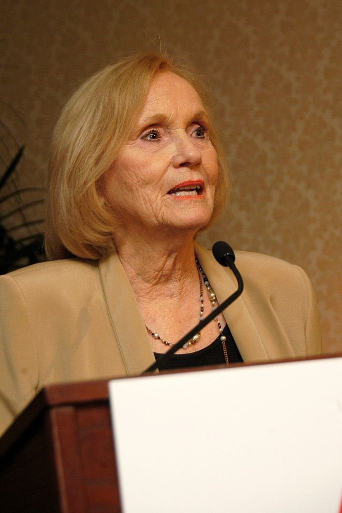 """Eva Marie Saint attends AARP The Magazine Toasts 2007 """"Movies For Grownups Award"""" Winners at Hotel Bel-Air on February 6, 2007 in Bel Air, CA 