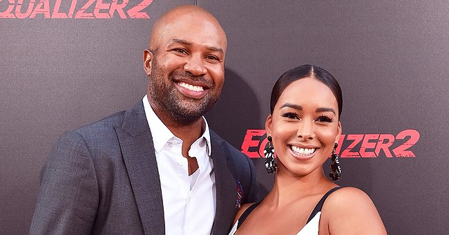 How Gloria Govan Paid Tribute to Derek Fisher on Their 5th Anniversary (Photo)