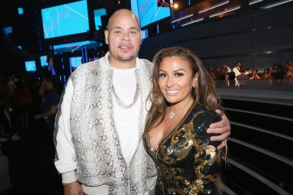 Fat Joe and Lorena Cartagena at the 2016 BET Awards in Los Angeles, California.| Photo: Getty Images.
