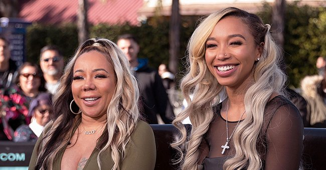 Here's How Tiny Harris' Youngest Daughter Heiress Reacted to Her Sister Zonnique's Baby Girl