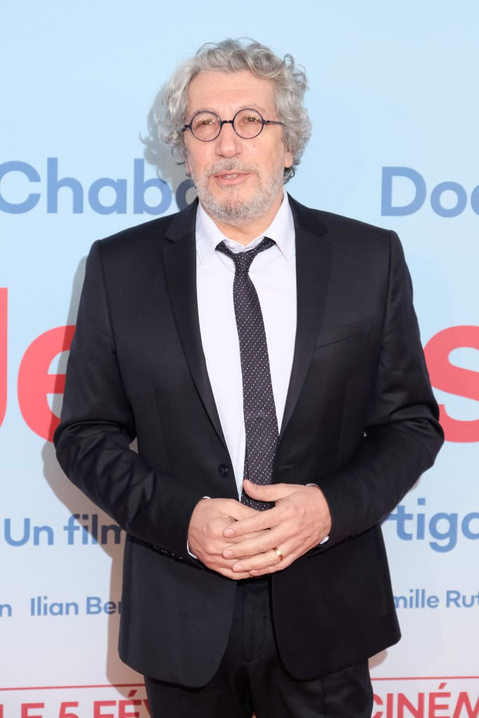 "Alain Chabat attends the ""Je Suis la - #jesuisla"" Photocall at UGC Normandie on February 04, 2020 in Paris, France. 
