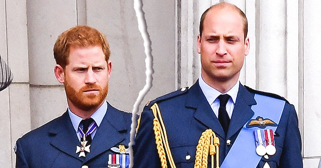 Us Weekly: Harry & William Are Not Talking to One Another despite Reunion at Prince Philip's Funeral