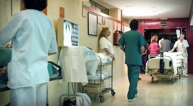 Un couloir d'hôpital. l Source: Flickr