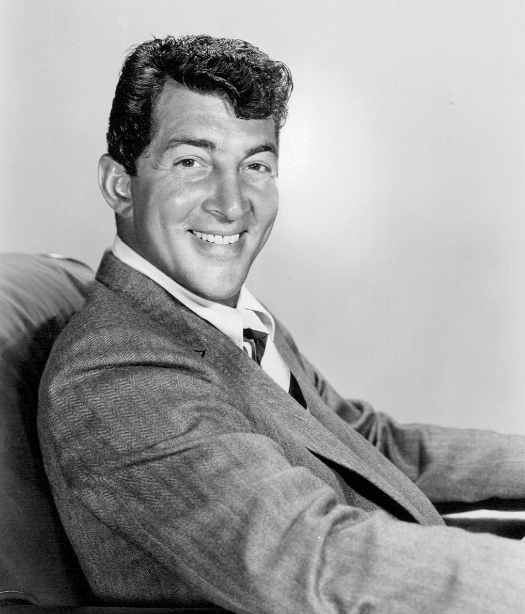 Photo of Dean Martin from 1959. Photo: Wikimedia Commons