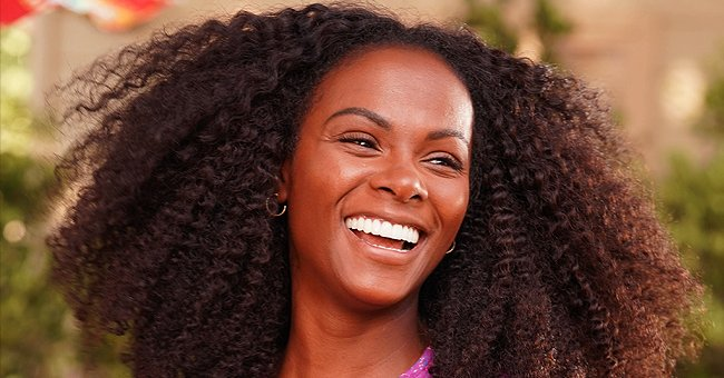 Fans Love Tika Sumpter's Rare New Teenage Photo – See Their Reactions